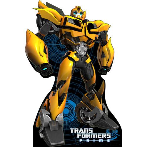 Bumblebee Transformes Standee
