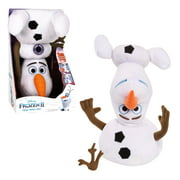 Disney's Frozen 2 Shape Shifter Olaf Plush, Plush Animated, Ages 3 Up, by Just Play