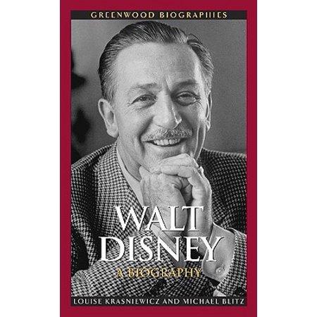 Walt Disney : A Biography (Walt Disney Halloween Party)
