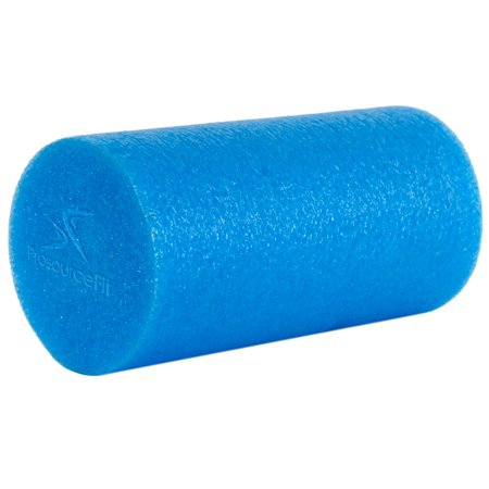 """ProsourceFit Flex Foam Rollers, Full and Half, 36""""L or 12""""L for Muscle Therapy (MFR), Core Stabilization and Balance Exercises"""