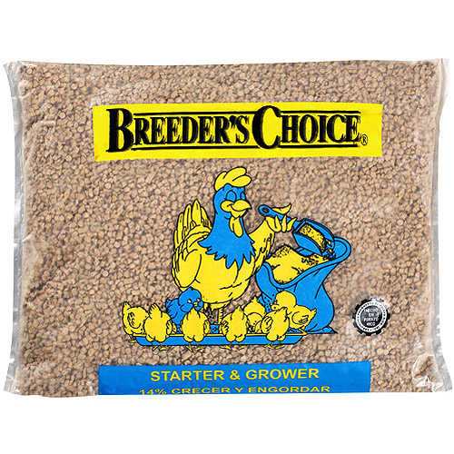 Breeder's Choice Starter & Grower Grain, 5 lb