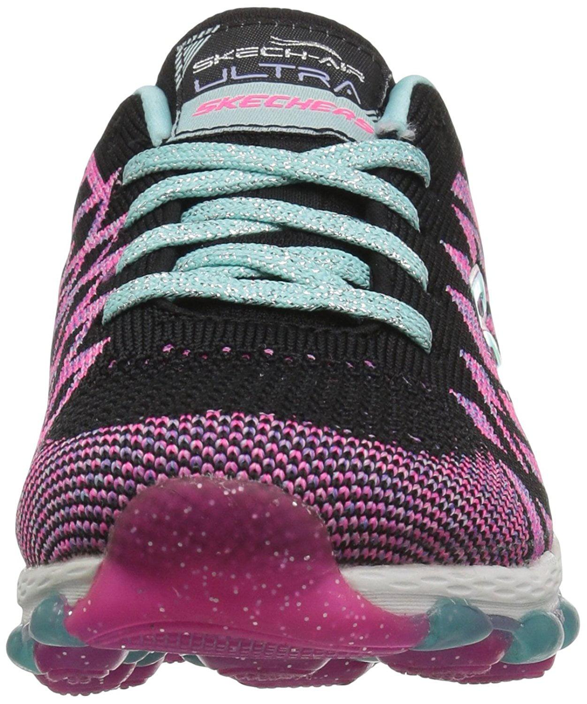 Girl's Skechers, Skech Air Ultra Kick N Knit Athletic Sneakers