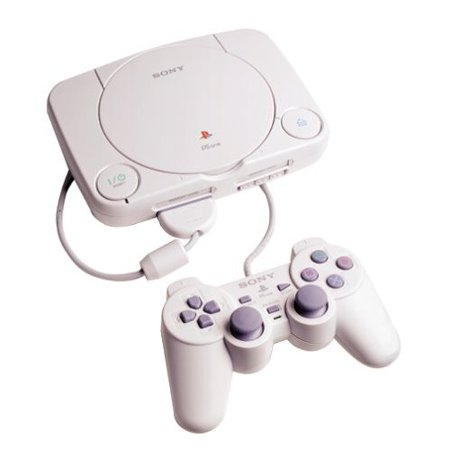 Refurbished Sony PlayStation Ps One PS1 Video Game Console