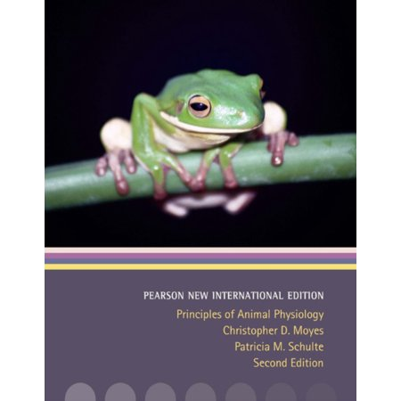 Principles of Animal Physiology: Pearson New International