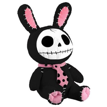 - Furry Bones BLACK BUN-BUN the Bunny Large 12