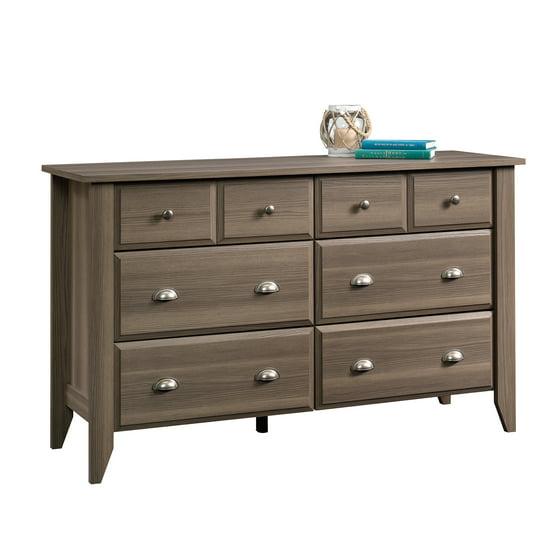 a0bf0d93851 Sauder Shoal Creek 6-Drawer Dresser