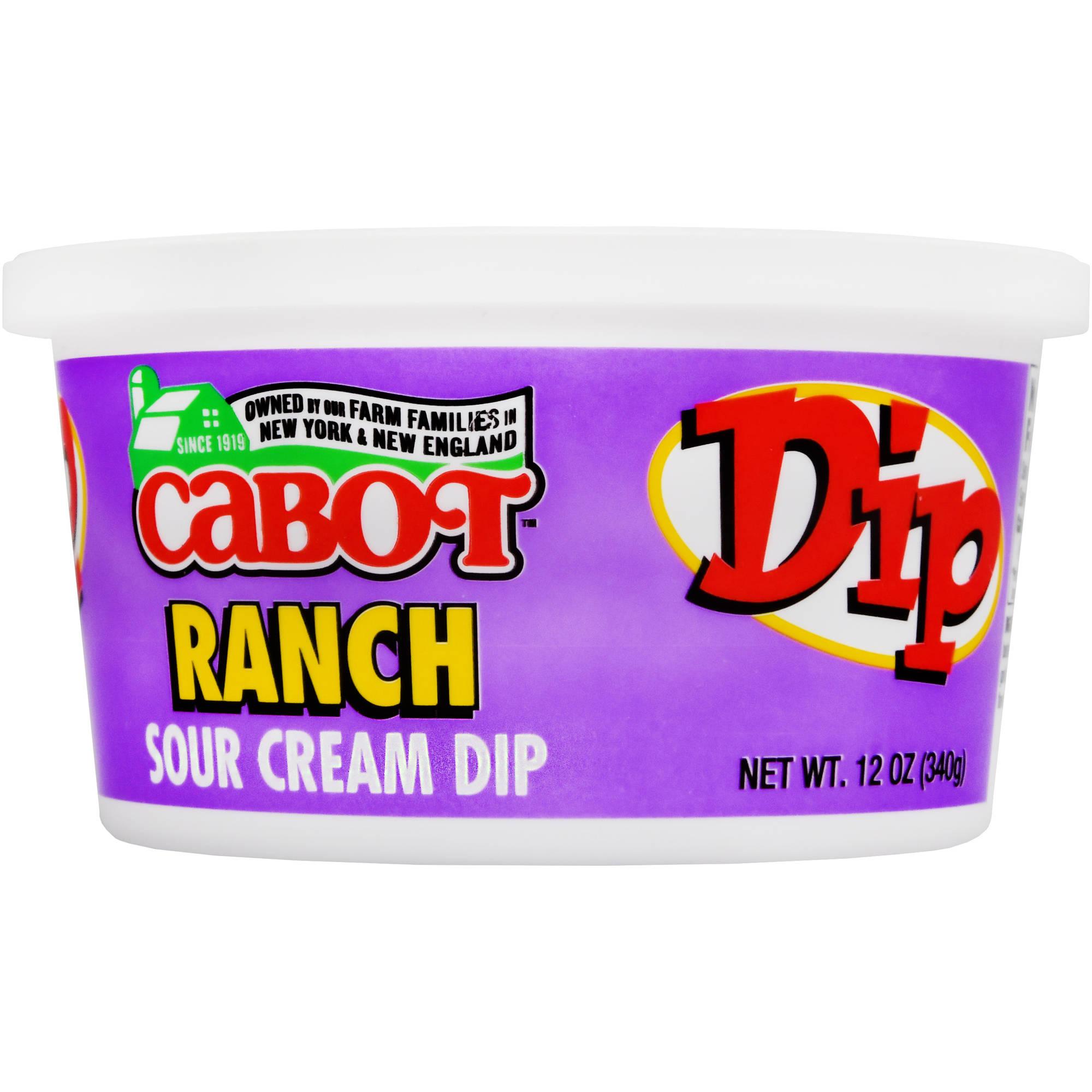 Cabot Ranch Dip, 12 oz