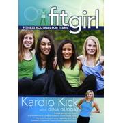 Fitgirl: Kardio Kick (DVD)