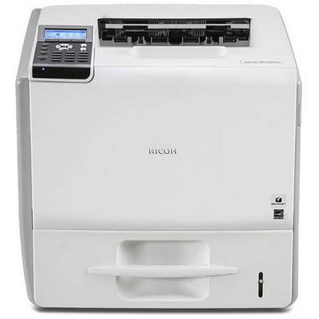 Ricoh Aficio SP 5210DNHT Healthcare Optimized Mono Laser Multifunction Printer/Copier/Scanner/Fax Machine