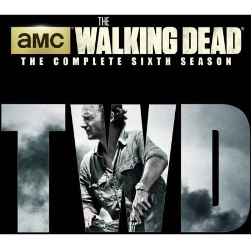 The Walking Dead: Season 6 Exclusive With Bonus Disc