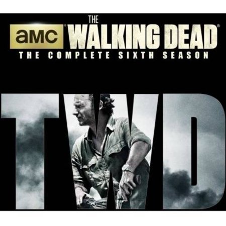 The Walking Dead: The Complete Sixth Season (DVD)
