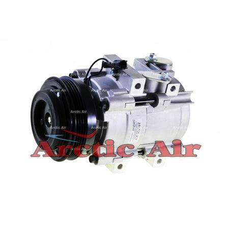 Brand New Auto A/C Compressor with Clutch for 2003-2006 Kia Sorento 3.5L - 1 YEAR WARRANTY*
