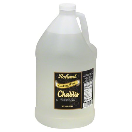 Roland Chablis Cooking Wine, 1.0 GAL