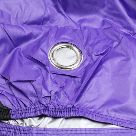 S Purple Waterproof Rain UV Dust Resistant Protective Cover for Bicycle Bike - image 3 of 4