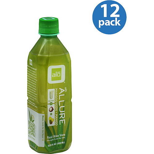 Alo Allure Mangosteen, 16.9FO (Pack of 12)