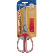 """All Purpose Shredder Scissors, 8"""", Red"""