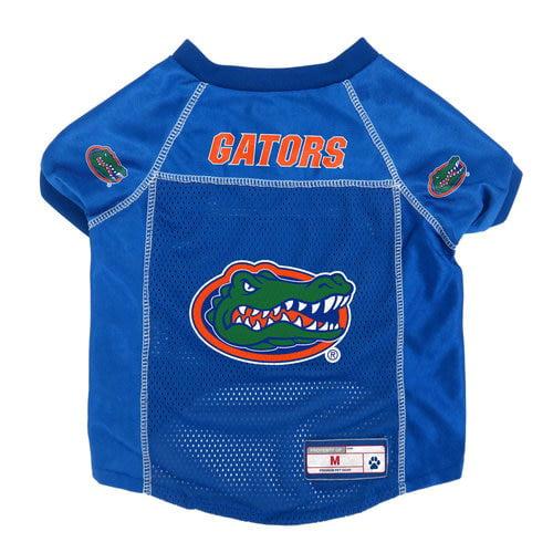 Florida Gators Pet Jersey Size S