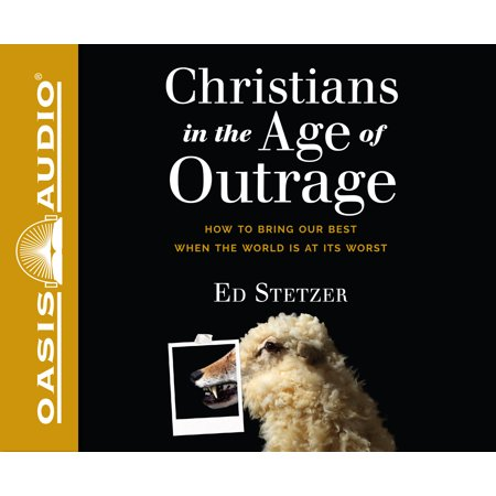 Christians in the Age of Outrage : How to Bring Our Best When the World is at Its (Best Place To Meet Christian Singles)
