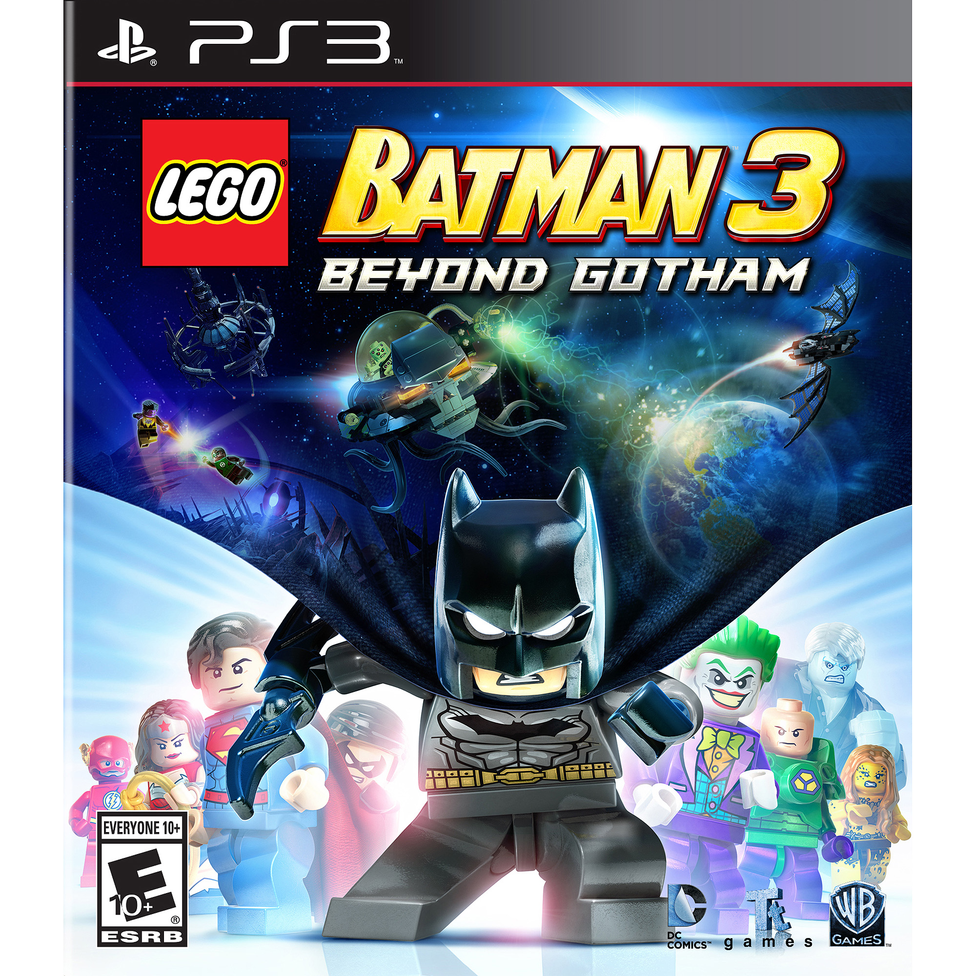 Warner Bros. LEGO Batman 3: Beyond Gotham, WHV Games, PlayStation 3, 883929427437