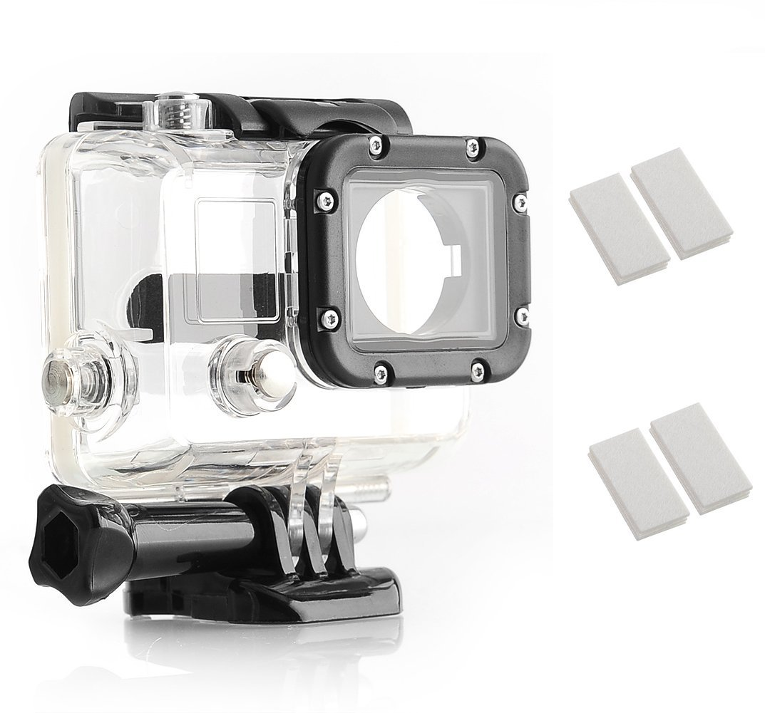 Review Opteka OPT-GPWPC Underwater Housing & Anti-Fog Inserts for GoPro Hero 3 Camera (NOT Hero 3+) Before Too Late