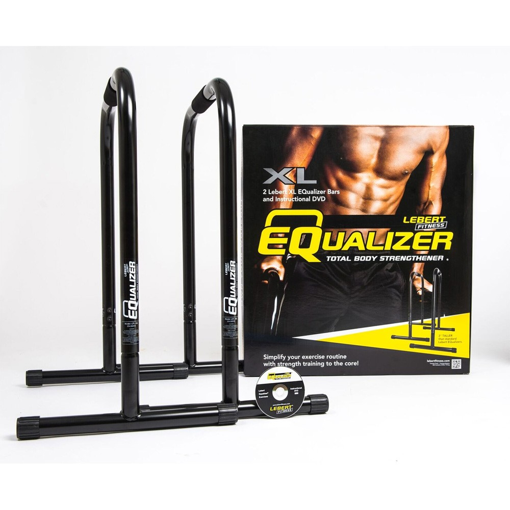 Lebert Fitness Equalizer XL - Black
