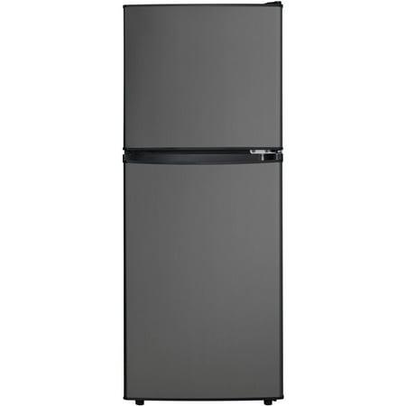 Danby 4.7 cft 2-door refrigerator in Stainless Look