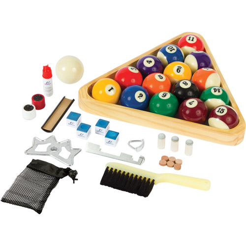 EastPoint Sports Deluxe Billiard Starter Kit