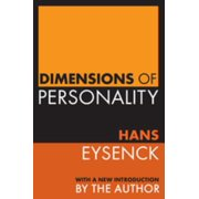 Dimensions of Personality - eBook