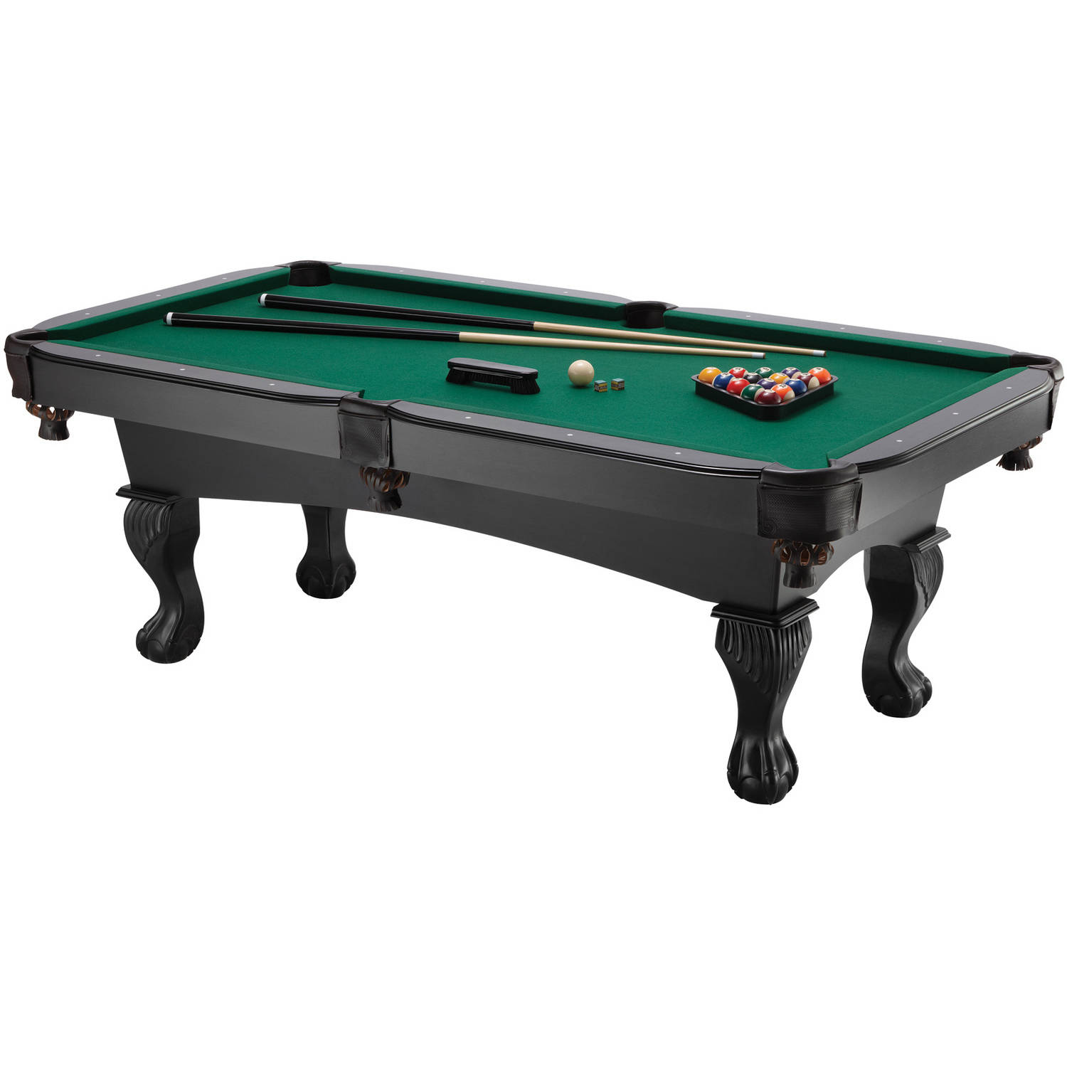 American Heritage Billiards Drop Shot Table Tennis Conversion Top With  Accessory Kit   Walmart.com