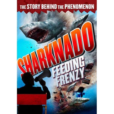 Sharknado: Feeding Frenzy (DVD) - Movies Like Sharknado