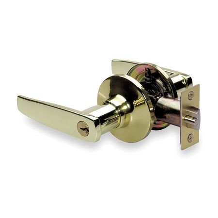 Master Lock SLCICCR26D Heavy Duty Lever Style Brushed Chrome Finish Grade 2 Commercial SFIC Classroom Door Lock