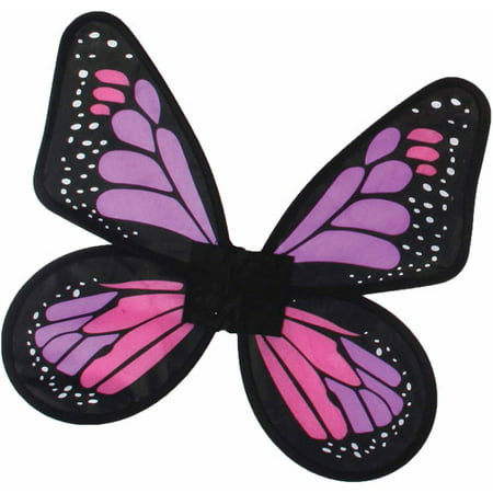 Satin Butterfly Wings Child Halloween Accessory by Fun World