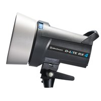 Elinchrom D-Lite RX 4 Flash Head (400Ws)
