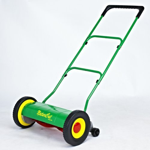 NaturCut HD Classic Push Reel Lawn Mower