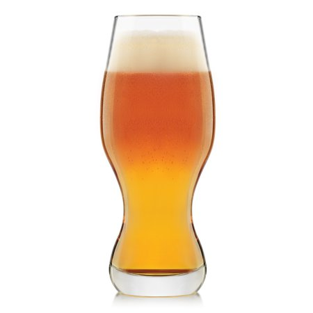 Libbey Craft Brews IPA Beer Glasses, 16-ounce, Set of