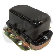 Crown Automotive J0923130 CASJ0923130 57-68 CJ3B/57-65 PU/57-64 FC-150/57-64 FC-170/66-66 C101 W/12-VOLT ELECTRICAL SYSTM VOLTAGE REGULATR