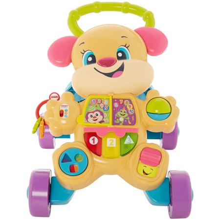 Fisher-Price Laugh & Learn Smart Stages Learn with Sis Walker (Fisher Price Smart Stages Home)