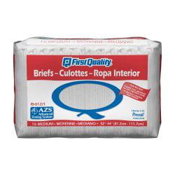 Diaper, Adlt Med Wht  (Units Per Case: 96)