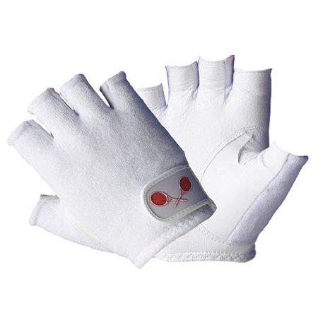 Tourna Men's Half Finger Tennis (Finger Tennis Gloves)