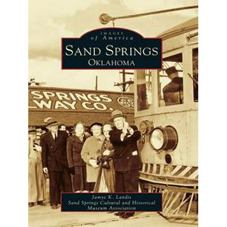 Sand Springs, Oklahoma - eBook (Halloween Sandy Springs)