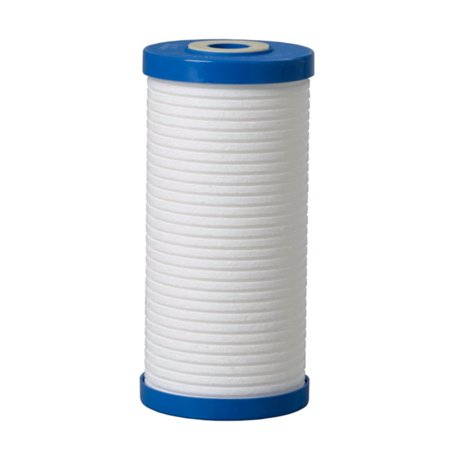 3M Aqua-Pure Whole House Large Sump Replacement Water Filter Drop-in Cartridge AP810, (Whole House Water Filter Or Water Softener)