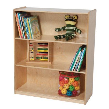 Wood Designs 42H in. Bookshelf - Natural ()