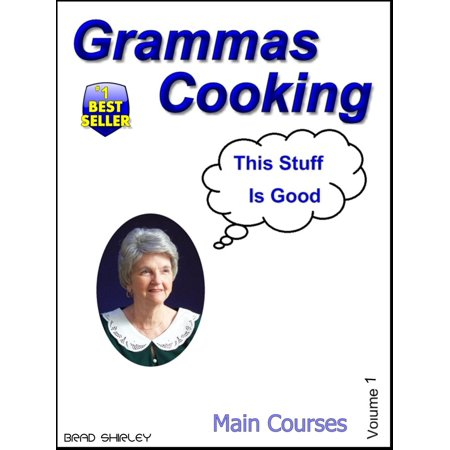 Gramma's Cooking Main Courses (Volume 2). - eBook - Main Halloween Course