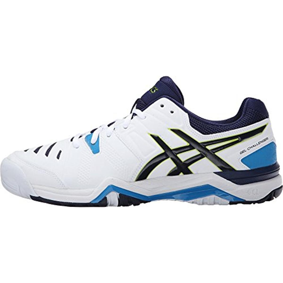 Asics Mens Gel-Challenger 10 Textured Rubber Sole Tennis Shoes