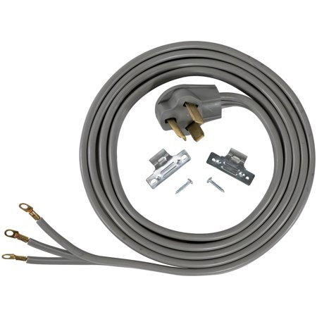 Certified Appliance Accessories 90-1028 3-Wire Closed-Eyelet 30-Amp ...