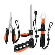 Fishing Equipment Kit Stainless Steel Fishing Gear Set