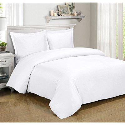 king cal king white silky soft duvet covers 100 rayon from bamboo duvet cover sets. Black Bedroom Furniture Sets. Home Design Ideas