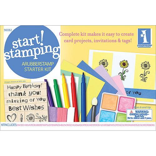 Start Stamping Kit