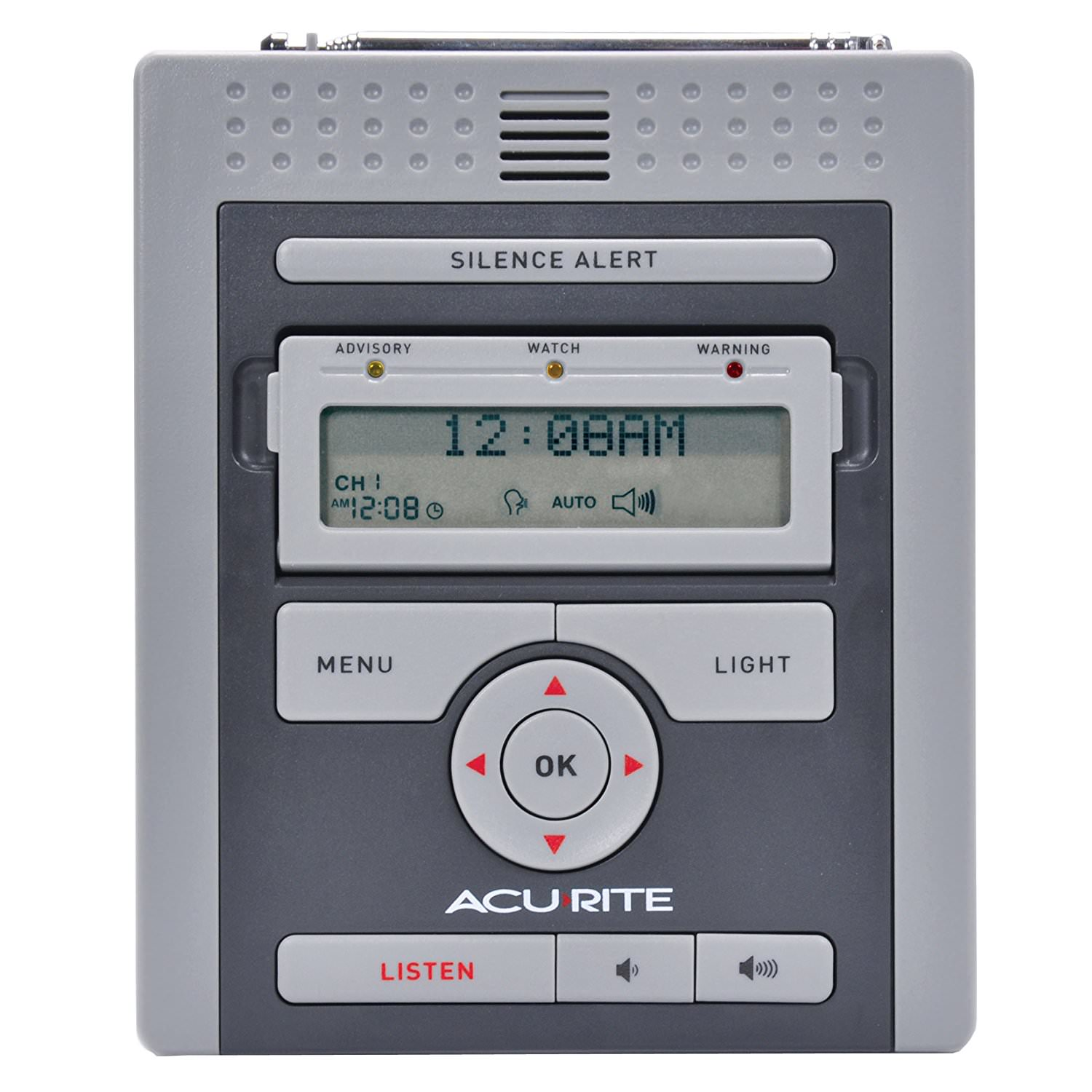 NOAA Weather Radio with S.A.M.E.