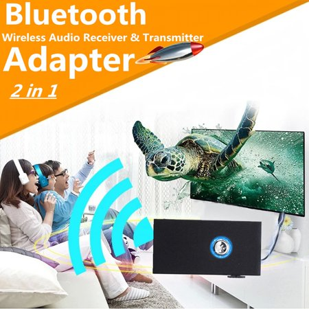 BTI-010 2 in 1 Wireless Bluetooth A2DP and AVRCP Audio